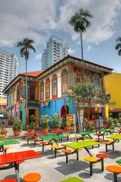 House of Tan Teng Niah, Little India, Kerbau Road, Singapore