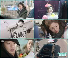 hwang gi took some courage and wanted to meet cha won after her performance but end up getting hit her car on the road - My Shy Boss - Episode 1 My Shy Boss Kdrama, Introverted Boss, T Ara Jiyeon, Embarrassing Moments, Korean Dramas, Coincidences, Awkward, Acting, Asian