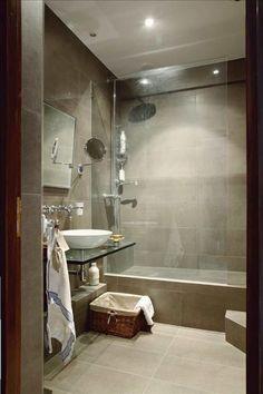 Under the Sun of Mallorca Home Design Decor, House Design, Interior Design, Home Decor, Shower Cabin, Bathroom Inspiration, Bathroom Accessories, Future House, Bathtub