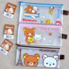 The Kawaii Notebook- pencil case