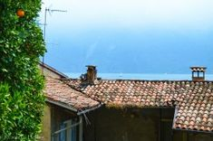 Over the roofs of Limone sul Garda