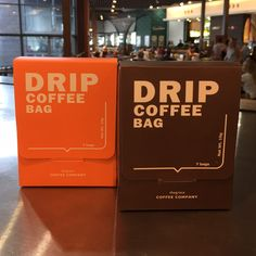 We love selling these beautiful drip coffee bags from the grace coffee company...you have to try them now.