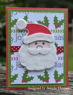 *NEW* from The Stamps of Life - Santa2stamp (Stampin' Away the Day)