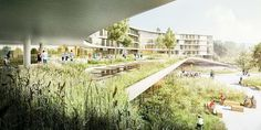 New North Zealand Hospital by C.F. Møller Architects