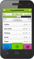 spending tracking app iphone