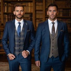 @whitfieldandward posted to Instagram: WEDDING SUIT INSPIRATION - our blue tweed suits & complementary brown tweed waistcoats will give you & your groomsmen a standout look!  We have limited availability for wedding suit hire for all of 2021 -  April, May & June 2021 are nearly full.  If you'd like to see what we do - call us to book your first appointment soon.  ☎ 01625 536545 😎 Blue Tweed Suit, Mens Tweed Suit, Tweed Waistcoat, Tweed Suits, Tweed Jacket, Wedding Suit Hire, Tweed Wedding Suits, Blue Suit Wedding, Wedding Men