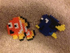 Hey, I found this really awesome Etsy listing at https://www.etsy.com/listing/189050535/finding-nemo-perler-beads-great-for