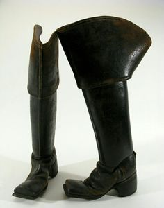 17th Century Clothing, 18th Century Costume, Military Fashion, Fashion History, Retro, Riding Boots, Thighs, Baby Shoes, Costumes