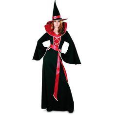Disfraz de Bruja Granate Halloween #carnaval #novedades2016