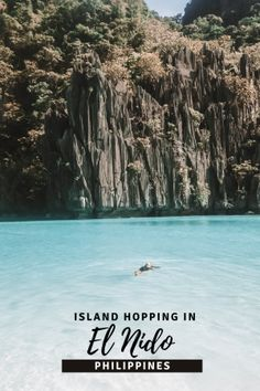 A guide to island hopping in El Nido, Philippines. Which island hopping tour is the best? Should You book a public or private boat tour in El Nido? Click to find out more!