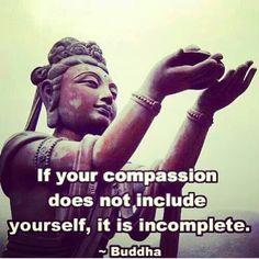 Include yourself