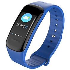 MEGAUS Fitness Tracker Color Screen Sport Band Smart Wristband 9f10de5cfd3b