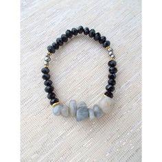 8713JB - Smokey Bracelet