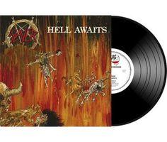 Hell Awaits #Slayer