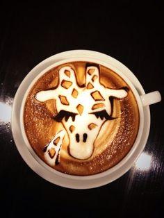 Giraffe Latte Art Cute 귀여워 Coffee커피Café Latté Art 카페 라떼 아트 Café Con Leche Arte Coffee 커피 shared by @Neferast #커피 #Coffee #Neferast  #Cute#귀여워 #Coffee#커피 #Café#카페 #Latté#라떼 #Con#Leche#ConLeche #Art#아트#Arte #LattéArt#라떼아트 #CaféLattéArt #카페라떼아트 #CaféConLecheArte #Happiness #행복 #Felicidad shared by @Neferast #Neferast