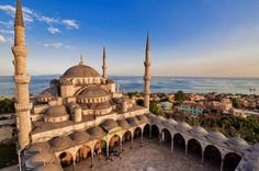 Sultanahmet district, World Heritage by UNESCO, Istanbul - DOZIER Marc/Getty Images