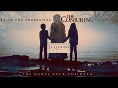 The Curse Of LaLlorona Movie Trailer - YouTube The Conjuring, Warner Bros, Movie Trailers, Cinema, Children, Youtube, Movie Posters, Fictional Characters, La Llorona