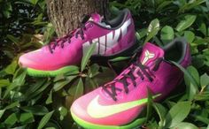 The Nike Kobe 8 Mambacurial takes its cue from Kobe's love of soccer, but it is still undoubtedly a basketball silhouette.