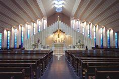 Interior Design Ideas for Modern Church