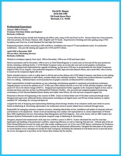 how to prepare effective resumes