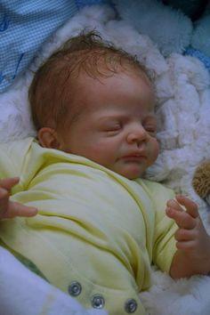 #Reborn Baby Boy, sculpt by Karola Wegerich www.wonderfinds.com/item/3_300900843909/c122723/Reborn-Baby-Boy