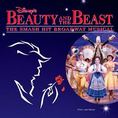 Beauty and the Beast  In San Diego January 7-12, 2014  BroadwaySD.com