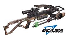 New from Excalibur Crossbows for 2016 is the Micro 355 crossbow. The Micro 355 is the fastest Micro crossbow to date offered be Excalibur. As the name implies, with the supplied 350 grain arrowsQuill Carbon arrow, this crossbow shoots 355 feet per second. - See more at: http://www.crossbownation.com/#sthash.Ll11qouy.dpuf