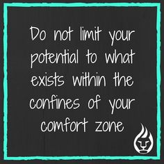 Do NOT limit your potential to what you can achieve within the confines of your comfort zone. I can FEEL the boundaries of my comfort zone and I consciously choose to push beyond them because I know that my progress & my goals exist beyond my comfort zone. Today on the blog I'm writing about just that. How and I why I cross those boundaries even when it's not easy. Click @elizabethbenton and the link is right there in my profile