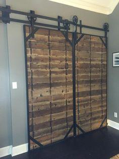 Moderne, spécialité personnalisé conçu des systèmes de quincaillerie de porte de grange coulissante