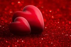 This HD wallpaper is about red, love image, heart, Valentines Day, Original wallpaper dimensions is file size is Love Heart Images Hd, Red Love Heart, Hd Love, Heart Pictures, Beautiful Love, Love Pictures, Beautiful Hearts, Sad Heart, Bokeh
