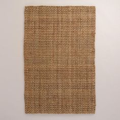 The warm, earth tones and wonderful texture of jute puts our Basket-Weave Jute Rug right at home in both casual and formal settings. Jute is a durable, renewable fiber that feels great underfoot. A fresh change of pace from traditional rugs, the plain weave creates an ideal complement to hardwood floors.