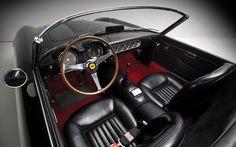 interior Ferrari 250 GT California