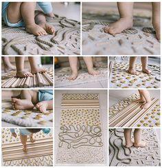 Jak stimulovat dítěti nožičky v domácím prostředí? I. díl-Umění Fyzioterapie