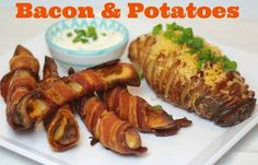 Pig Out! How to Make Salty, Crunchy Bacon-wrapped Potato Wedges