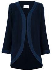 Loungewear - EterniKnit's Cardigan in Midnight Blue