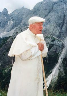 blessed john paul 2   The Blessed Pope John Paul II