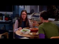 Funniest scene EVER from Big Bang Theory--Please pass the butter!!