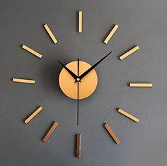 Daao Metal Texture, Diy Wall Clock Watch, Fashion Ideas, ... https://www.amazon.ca/dp/B01HD7MMFS/ref=cm_sw_r_pi_dp_q3TMxb2NS8Q5V