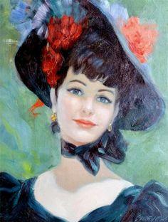 Frederic John LLoyd Strevens British Artist (1902-1990)