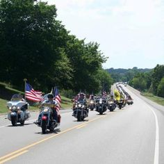 The Patriot Guard Riders – Respect!