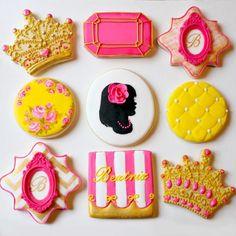 Biscuits de princesses