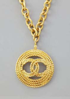 Chanel necklace ♥