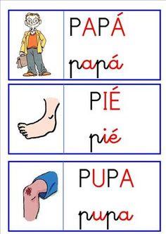 El señor panadero nos visita cada mañana, enseñ á ndonos palabras nuevas, tales como: papá, pupa, pipi, Pepe, pie, .. . en casa, t...