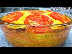 ty si nevaril cuketu tak chutne! cuketa recept. chutné jedlo, ktoré vás vždy šetrí! - YouTube Low Carb Recipes, Cooking Recipes, Healthy Recipes, Savoury Dishes, Tasty Dishes, Chile Poblano, Bake Zucchini, Light Recipes, Brunch Recipes