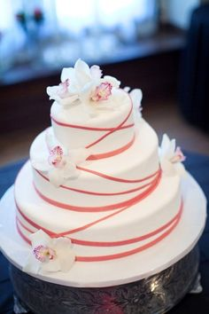 Cakes and Catering at CJ's Wedding Cakes Photos on WeddingWire