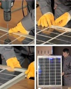 """Solar Panel DIY - Are you ready to build your own DIY solar panel, become """"Green"""" and save some money in the process?"""