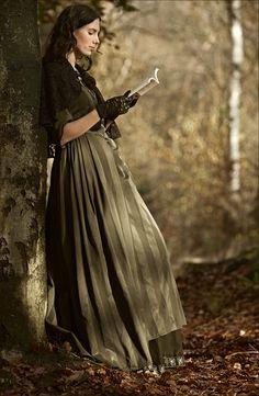Autumn walk... by Sabrina de Vries, via 500px