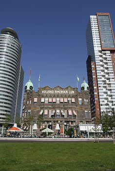 Hotel New York - Rotterdam - Netherlands
