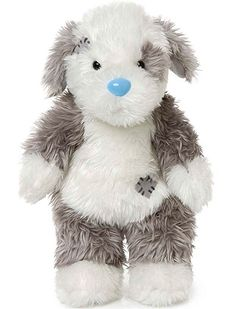 My Blue Nose Friends - Fluffy the Sheepdog - Floppy Cuddly Dog - Me to You