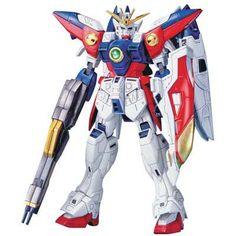 BANDAI 48288 1/100 Wing Gundam Zero TV Ver Gundam Wing HG